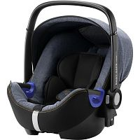 Автокресло BRITAX-ROMER BABY-SAFE i-Size Blue Marble 0+ (0-13кг)