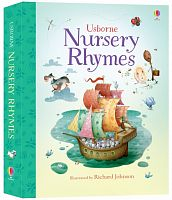 Книга Nursery Rhymes, Usborne [7645]