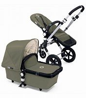 Bugaboo коляска Cameleon 3 Classic+ Collection Dark Khaki
