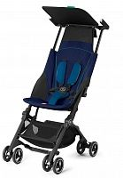 Коляска GoodBaby™ (GB) Pockit+/Sea Port Blue-navy blue, от 6 мес. до 17 кг [617000047]