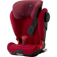 Автокресло BRITAX-ROMER KIDFIX II XP SICT BLACK SERIES Flame Red 2-3 (15-36кг)
