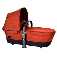 Корзина Priam Carry Cot Autumn Gold Denim burnt red, CYBEX™, Германия (515215125)