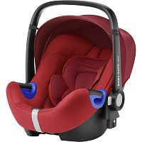 Автокресло BRITAX-ROMER BABY-SAFE i-Size Flame Red 0+ (0-13кг)