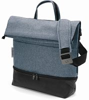 Bugaboo сумка bb03 BLUE MELANGE