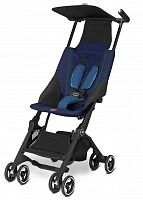 Коляска GoodBaby™ (GB) Pockit/Sea Port Blue-navy blue, от 6 мес. до 17 кг [616230004]
