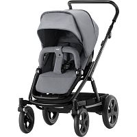 Коляска BRITAX GO BIG2 Steel Grey