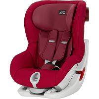 Автокресло BRITAX-ROMER KING II Flame Red 1 (9-18кг)