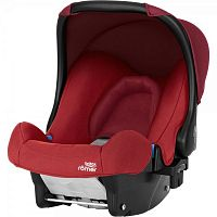 Автокресло Britax-Romer™ BABY-SAFE FLAME RED [2000026518]