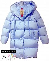 Пуховик детский Marchi™ for Kid's Republic, Unicorn Sky Blue