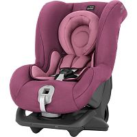 Автокресло BRITAX-ROMER FIRST CLASS plus Wine Rose 0+/1 (0-18кг)