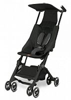 Коляска GoodBaby™ (GB) Pockit/Monument Black-black, от 6 мес. до 17 кг [616230001]