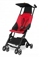 Коляска GoodBaby™ (GB) Pockit/Dragonfire Red-red, от 6 мес. до 17 кг [616230003]