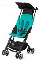 Коляска GoodBaby™ (GB) Pockit+/Capri Blue-turquoise, от 6 мес. до 17 кг [617000049]