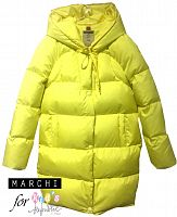 Пуховик детский Marchi™ for Kid's Republic, Unicorn Yellow