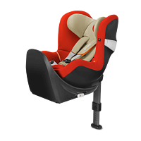 Автокресло Sirona M2 i-Size&Base M Autumn Gold-burnt red, CYBEX™, Германия (518000361)